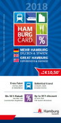 Hamburg Card 2018